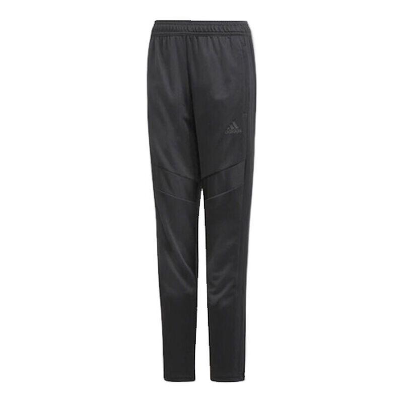 Boys' Soccer Tiro 19 Training Pants, Black, large image number 0