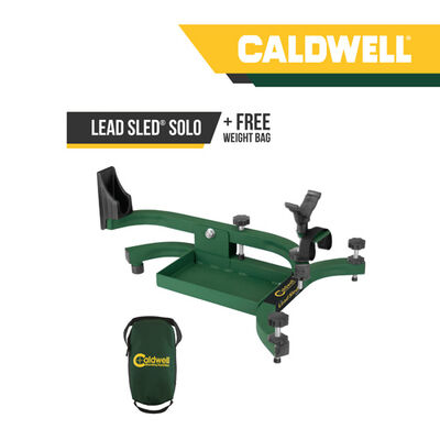 Caldwell Lead Sled Solo Gun Rest