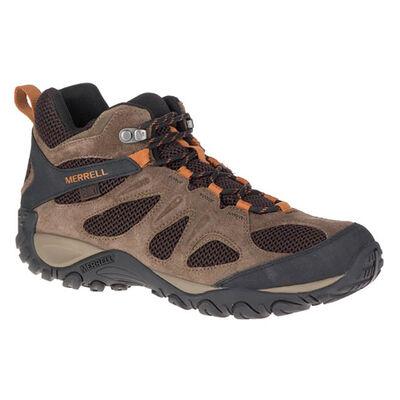 Merrell Men's Yokota 2 Mid Waterproof Hiking Boots