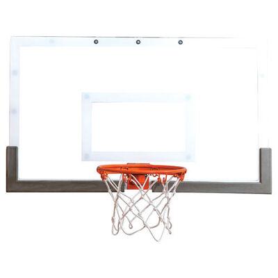 Spalding Breakaway 180 Over-the-Door Mini Basketball Hoop