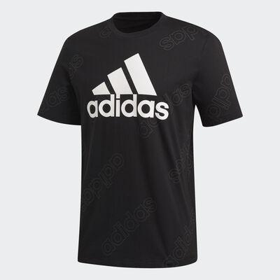 adidas Men's Favorites Logo Short Sleeve Tee