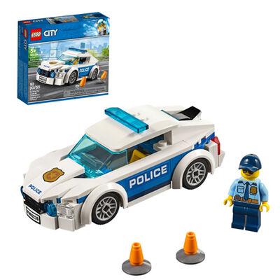 Police Patrol Car, , large