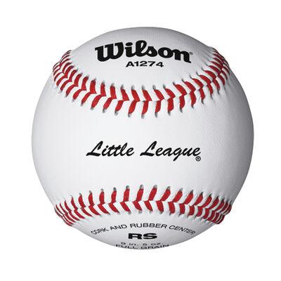 Wilson 3 Pack A1274 Little League Baseballs