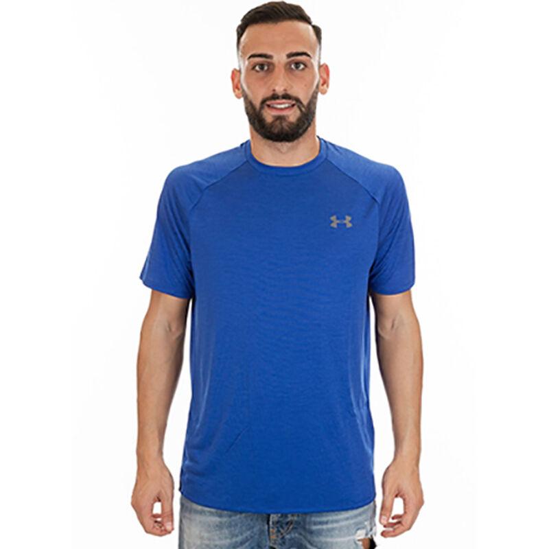 Men's Short Sleeve 2.0 Tech Tee, Royal Bl,Sapphire,Marine, large image number 0