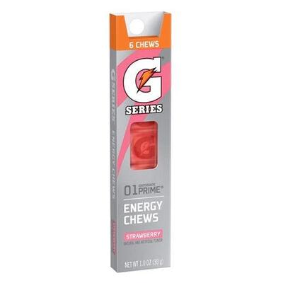 Gatorade Prime Energy Chews - Strawberry