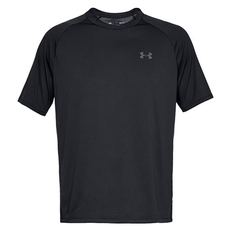 Men's Short Sleeve Tech 2.0 Tee, Black, large image number 0