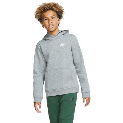 Nike Boys' Club Fleece Po Hoodie