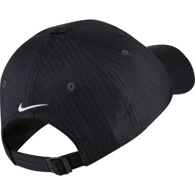 Men's Legacy91 Golf Hat, Black, large