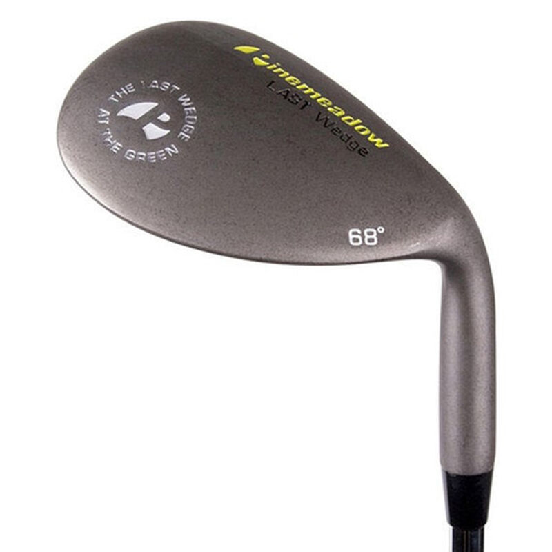 Men's Last Wedge Right Hand 68 Degree Club, , large image number 0