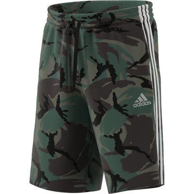 Men's Essentials Shorts, Dkgreen,Moss,Olive,Forest, large