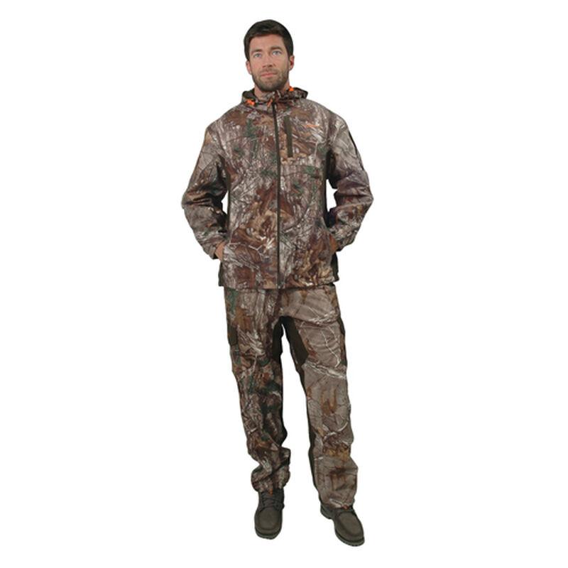 Men's Scent Factor Hooded Jacket, Mossy Oak, large image number 0