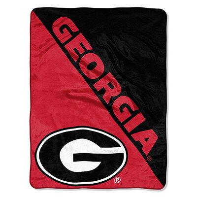 Northwest Co Georgia Micro Raschel Throw Blanket