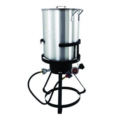 Chard 30 Quart Outdoor Cooker and Turkey Fryer