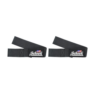 Schiek Leather Weight Lifting Straps