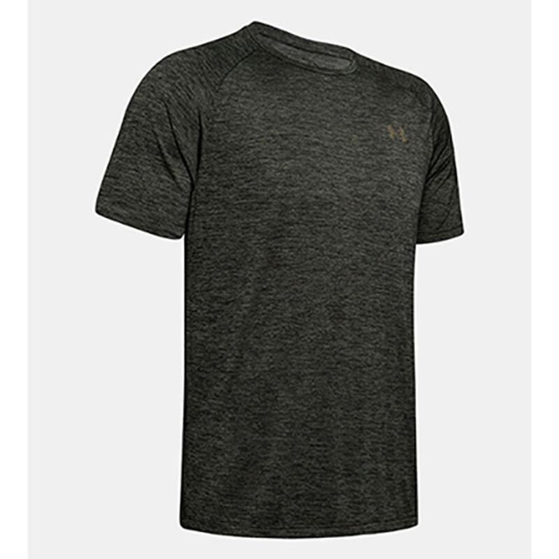 Men's Short Sleeve 2.0 Tech Tee, Dkgreen,Moss,Olive,Forest, large image number 2