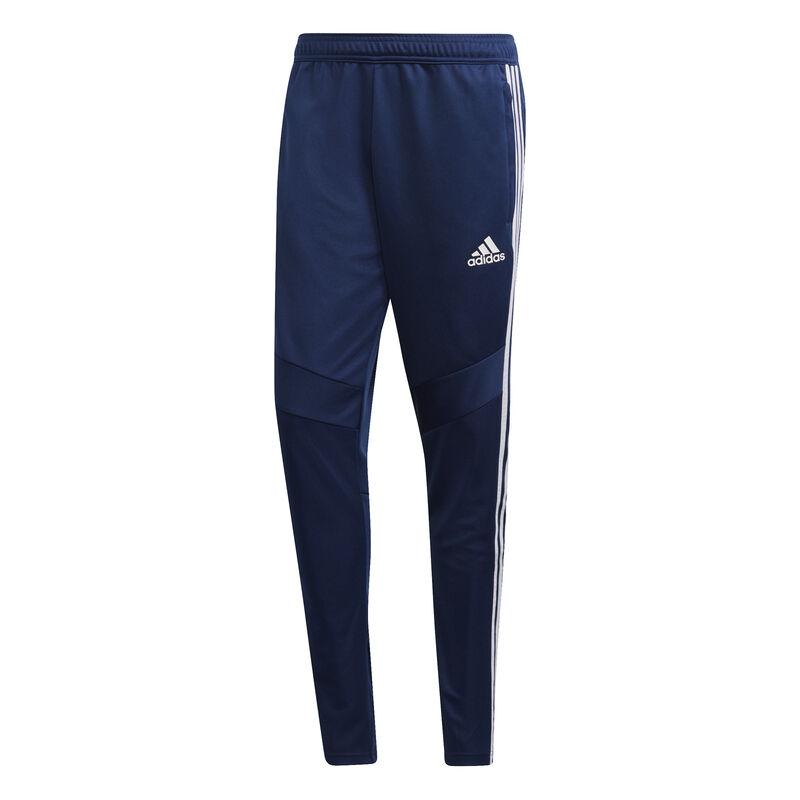 Men's Tiro Soccer Pants, Navy, large image number 2