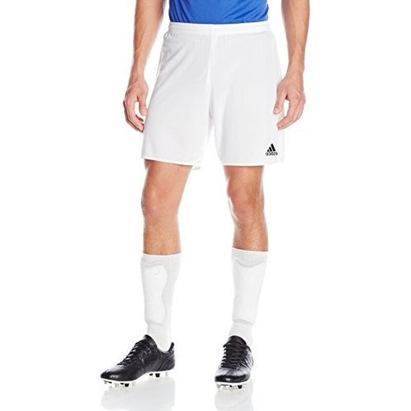 Men's Soccer Parma 16 Shorts, White/Black, large image number 0