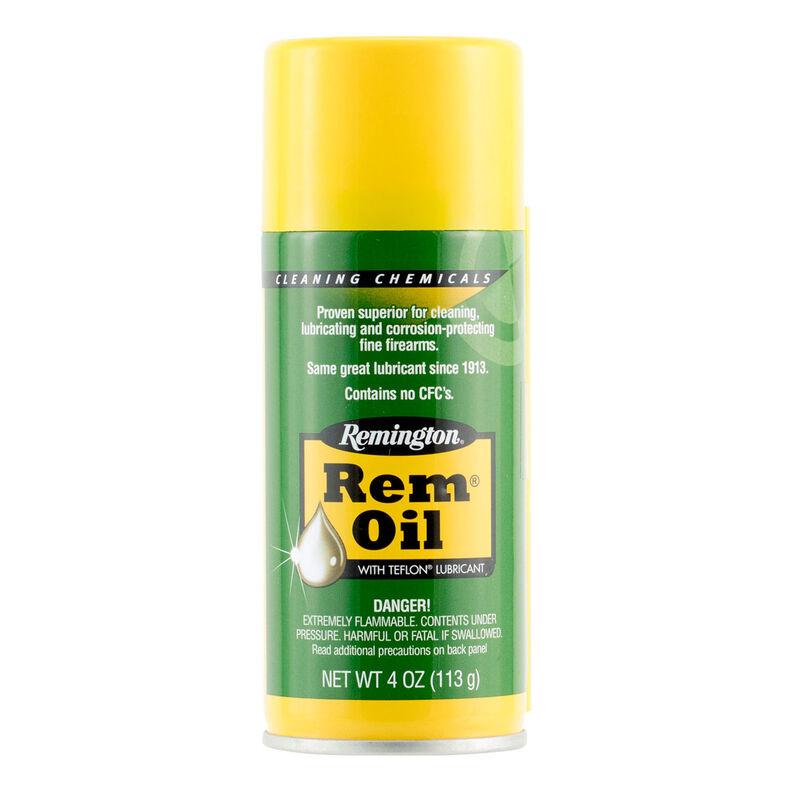 4oz Rem Oil Aerosol Lubricant, , large image number 0