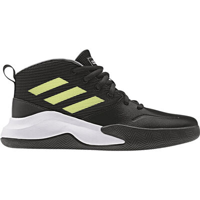 adidas Boys' Grade School Own The Game Wide Basketball Shoes