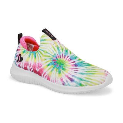 Girls' Ultra Flex Groovin Vibes Shoes, , large