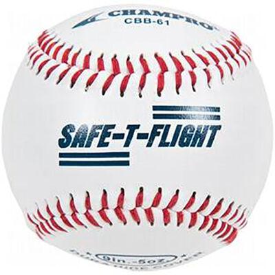 Champro 6 Pack Safe-T-Soft Tee-Ball Level 1 Baseballs