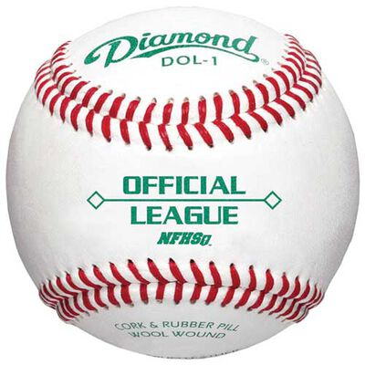 Diamond Sports DOL-1 Official League NFHS Baseball