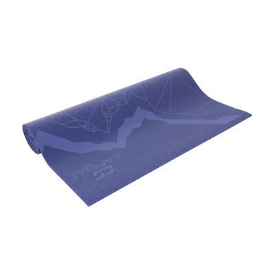 Capelli Sport 4mm Printed PVC Yoga Mat