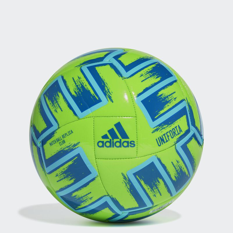 Uniforia Club Soccer Ball, Bright Grn,Kelly,Emerald, large image number 2