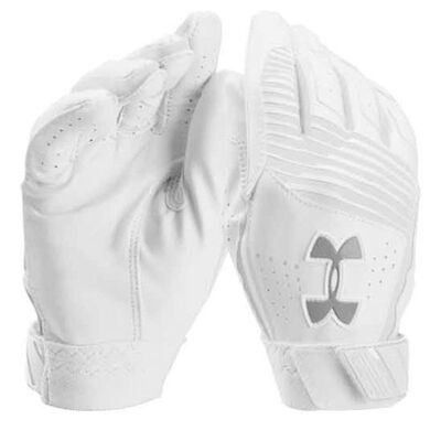 Under Armour Youth Clean-Up Batting Gloves