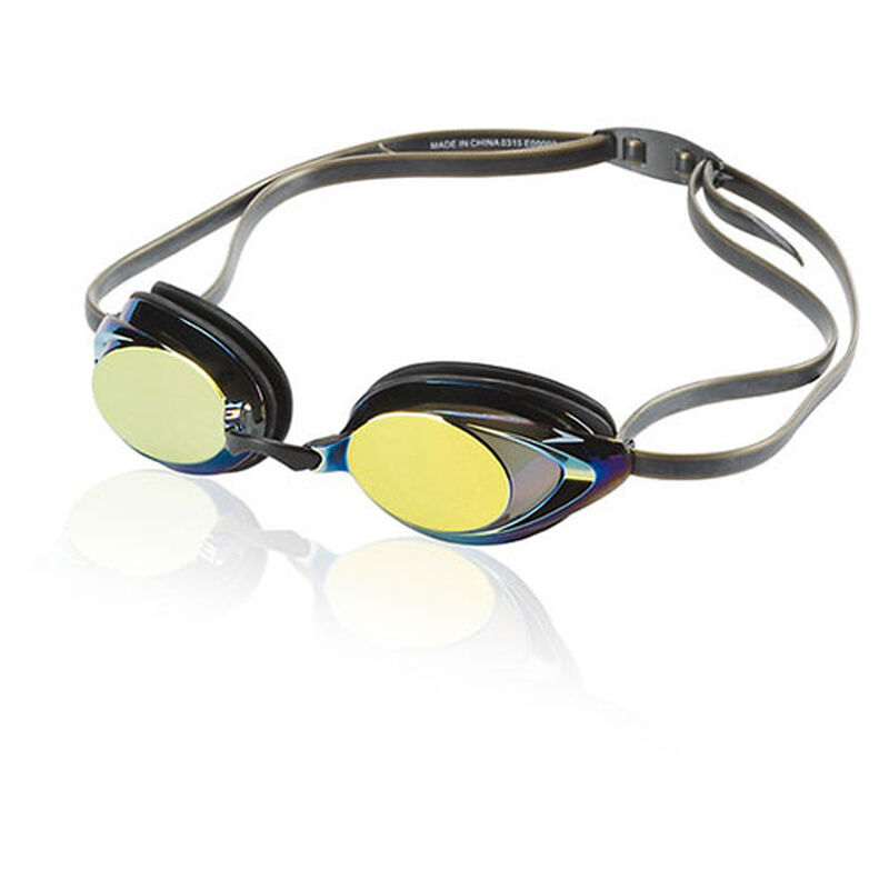 Vanquisher 2.0 Mirror Goggles, Gold, Yellow, large image number 0