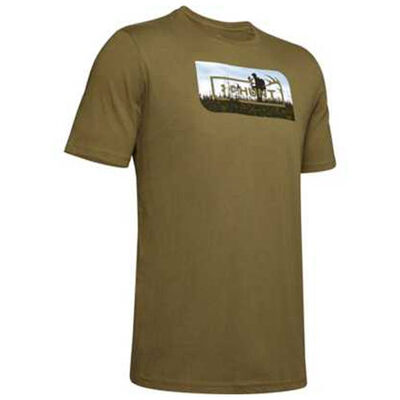 Under Armour Men's Novelty Hunt Icon Tee