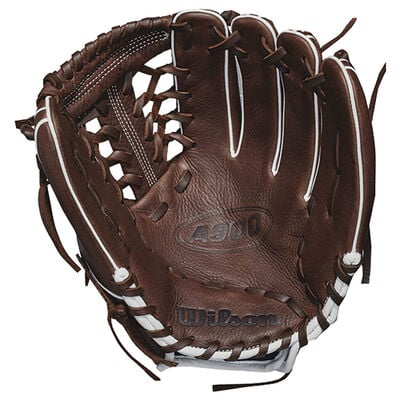 """Adult 11.75"""" A900 Series Right-handed Throw Baseball Glove, , large"""