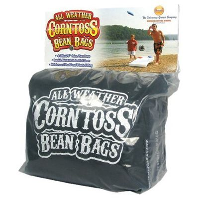 4-pack Replacement Bean Bags, Black, large