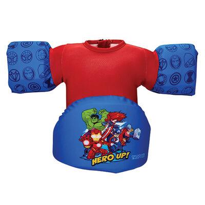 X2o Child Licensed Tadpool Life Vest Super Hero Adventures