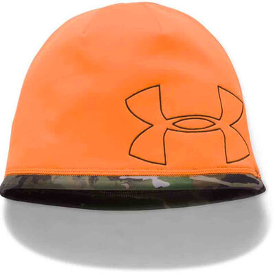 Men's Reversible 2.0 Beanie, Orange, large