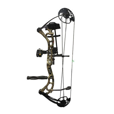 Bear Archery Salute Ready To Hunt Bow Package
