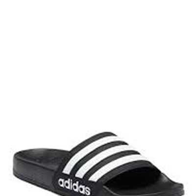 adidas Youth Adilette Shower Flip Flops