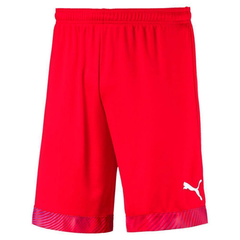 Men's Cup Shorts, Red, large image number 0
