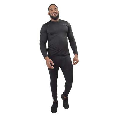 Men's Long Sleeve Cold Weather Crew Neck, , large