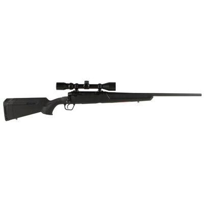 Savage Axis XP 6.5 Creedmoor Bolt Action Rifle Package