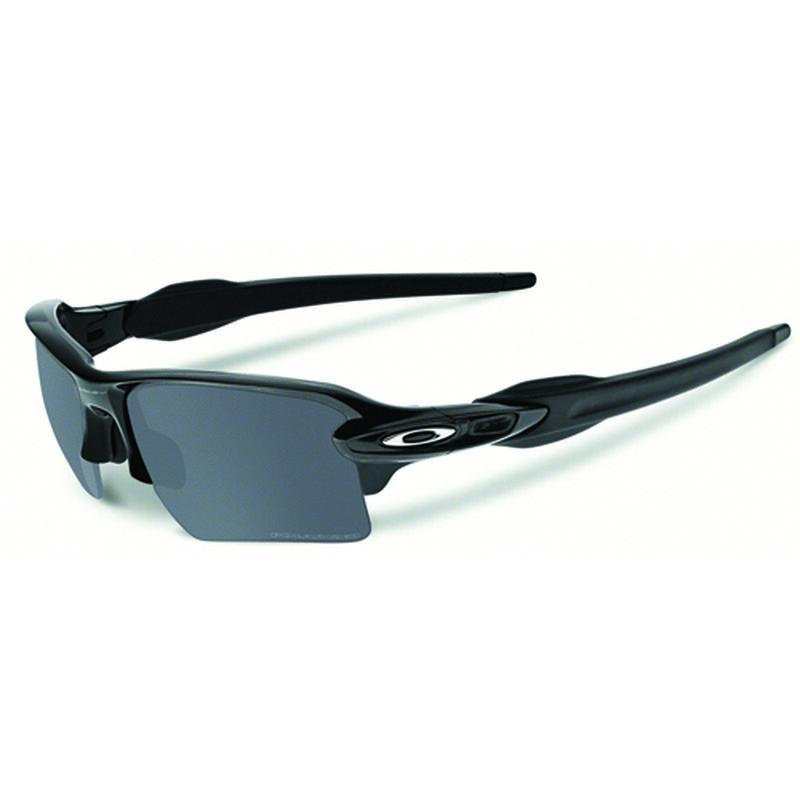 Flak 2.0 XL Fire Iridium Sunglasses, Black/Black, large image number 1
