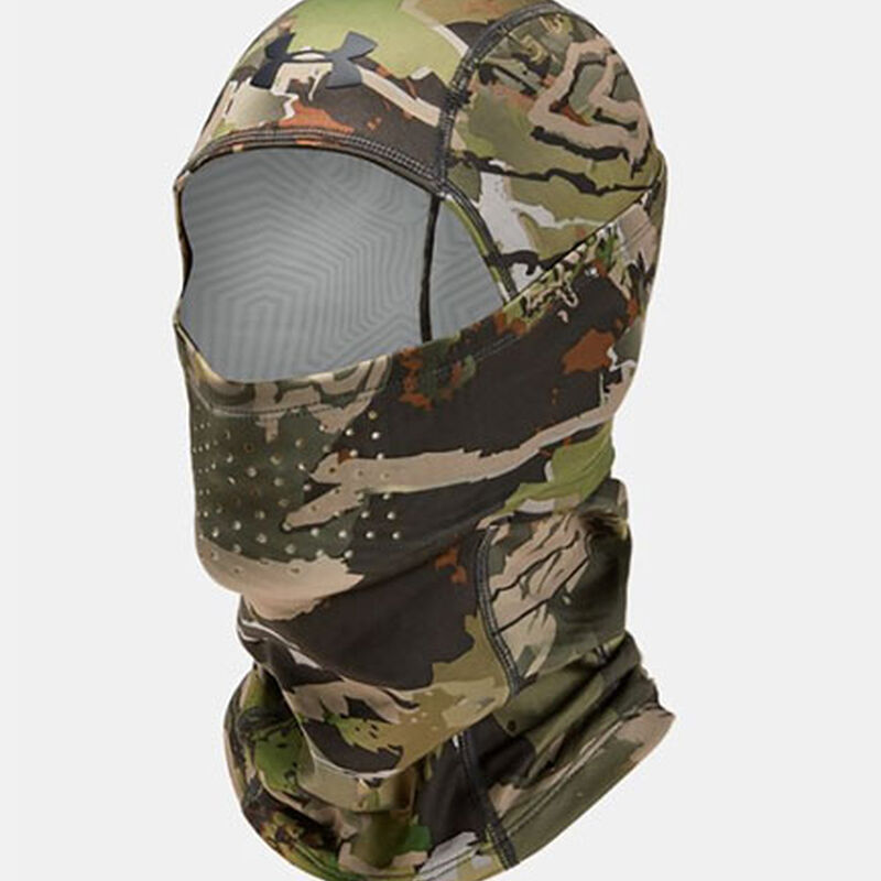 Men's ColdGear Infrared Scent Control Hood, Camouflage, large image number 0