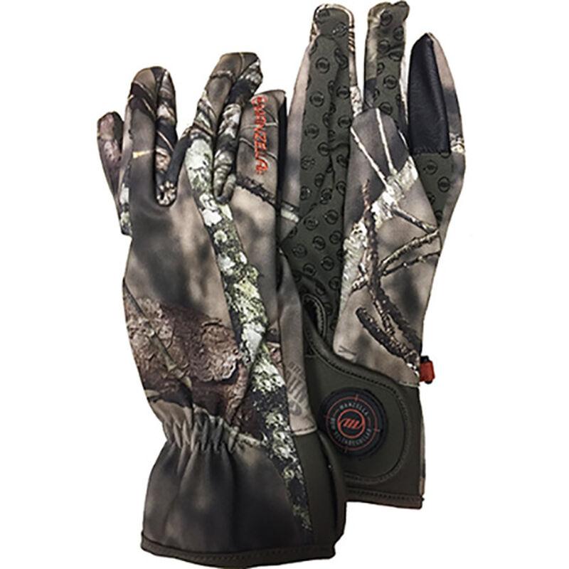 Manzella Men's Ranger Touch Tip Hunting Glove, Mossy Oak Breakup, large image number 0
