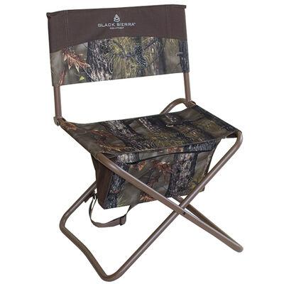 Black Sierra Legend Xl Field Chair