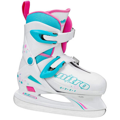 Lake Placid Girls' Nitro Ice Skate