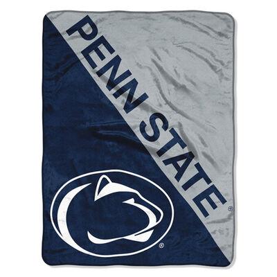 Northwest Co Penn State Micro Raschel Throw Blanket