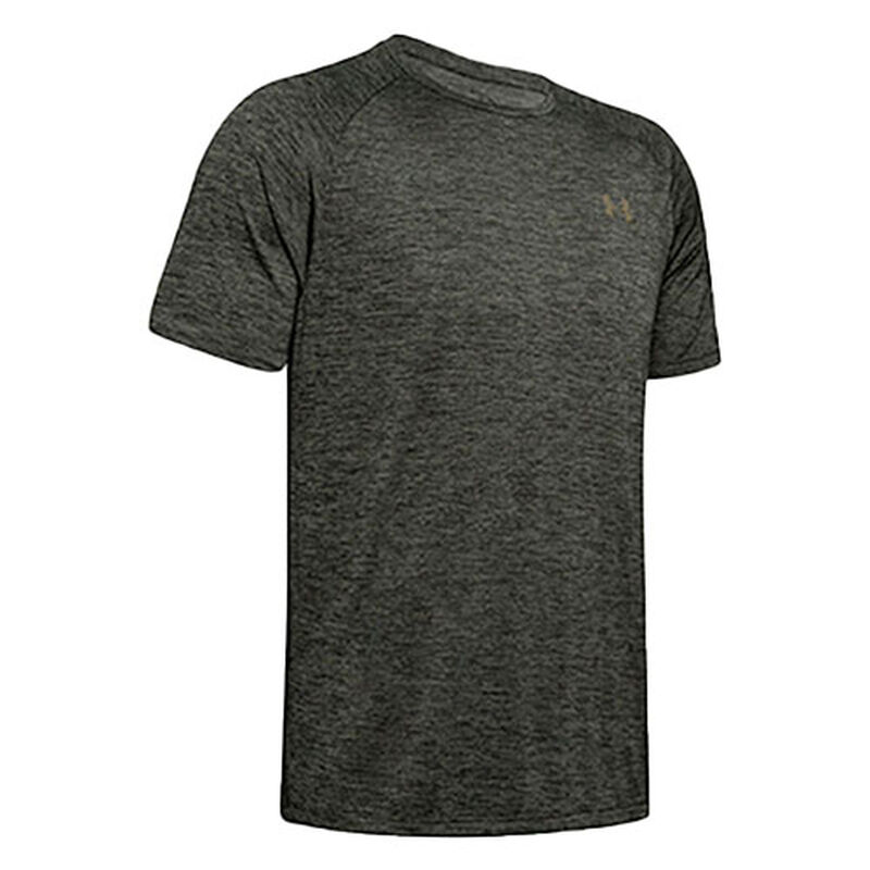 Men's Short Sleeve 2.0 Tech Tee, Dkgreen,Moss,Olive,Forest, large image number 0