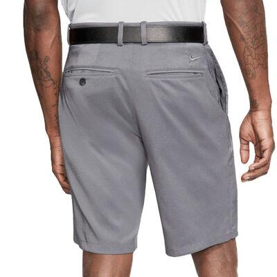 Men's Golf Flex Shorts, Gray, large