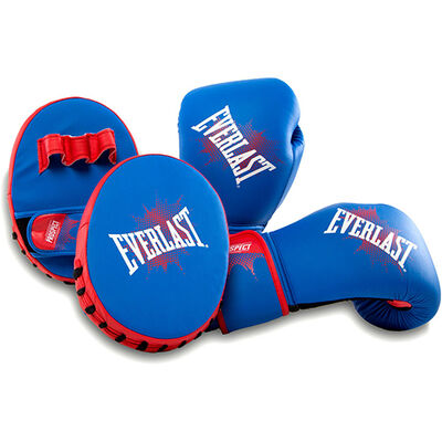 Everlast Youth Prospect Boxing Kit With Gloves