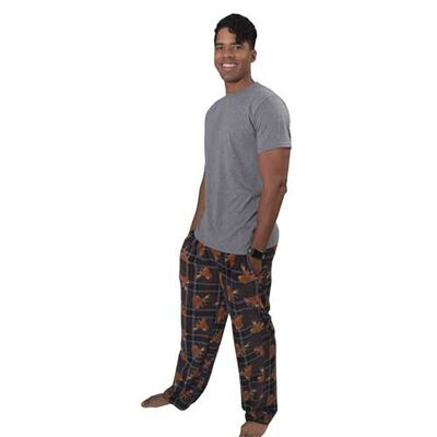 Canyon Creek Men's Moose Print Lounge Pants